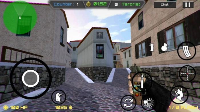 Unity Counter-Strike Clone Multiplayer[Android & IOS]