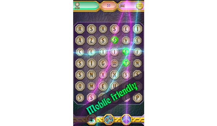 Word Search Unity 3D Puzzle Game Template
