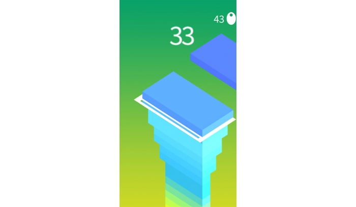 Stack Tower Template Unity 3D One Touch Game Template