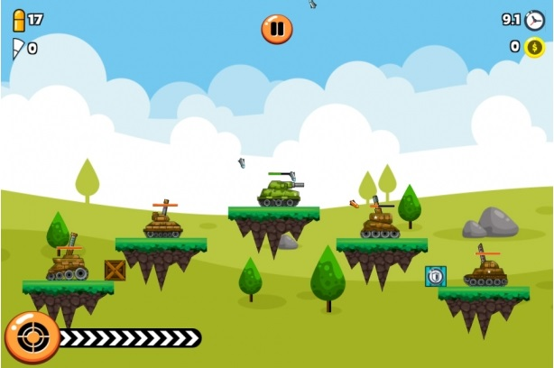 Tank Invasion Unity Game Source Code