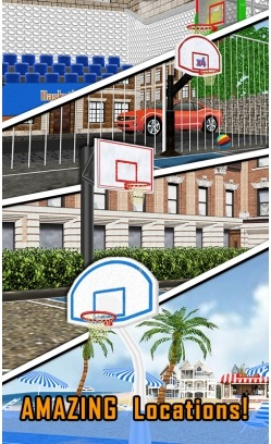 Basketball Game – Unity 3D Complete Project