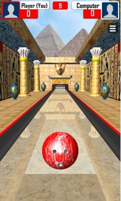 Bowling Game Template – Unity 3D game template