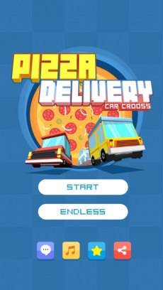 Pizza Delivery – Buildbox Game Template