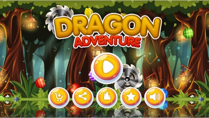 Dragon Adventure + Admob + Buildbox (BBDOC + Android Studio + Eclipse + Xcode)