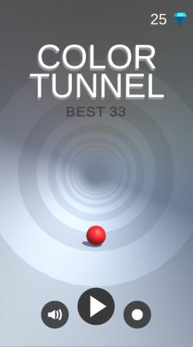 Color Tunnel – Unity 3D Casual Game Soruce Code