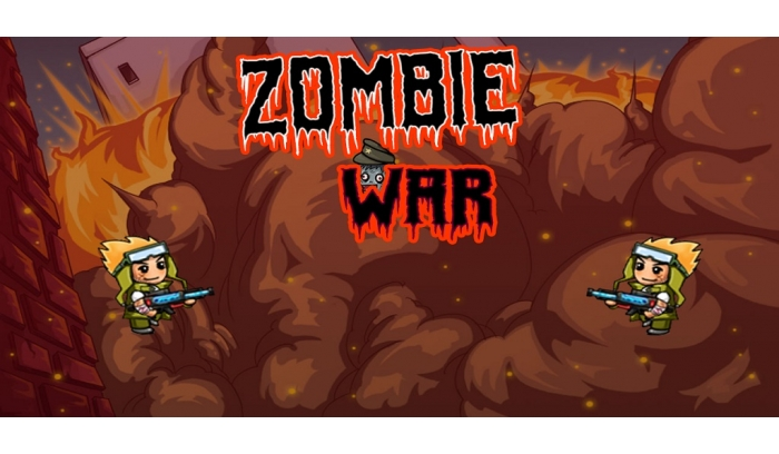 Zombie War Android Native Game Source Code